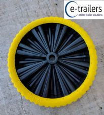 400x8 Starco Opti Flex-Lite Puncture Proof Boat Launch Trolley Barrow Wheel